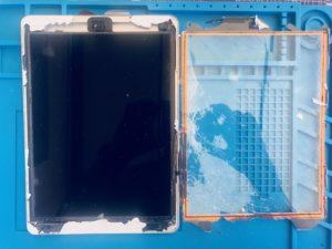 reparation vitre tactile ipad