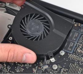 remplacement ventilateur ordinateur portable