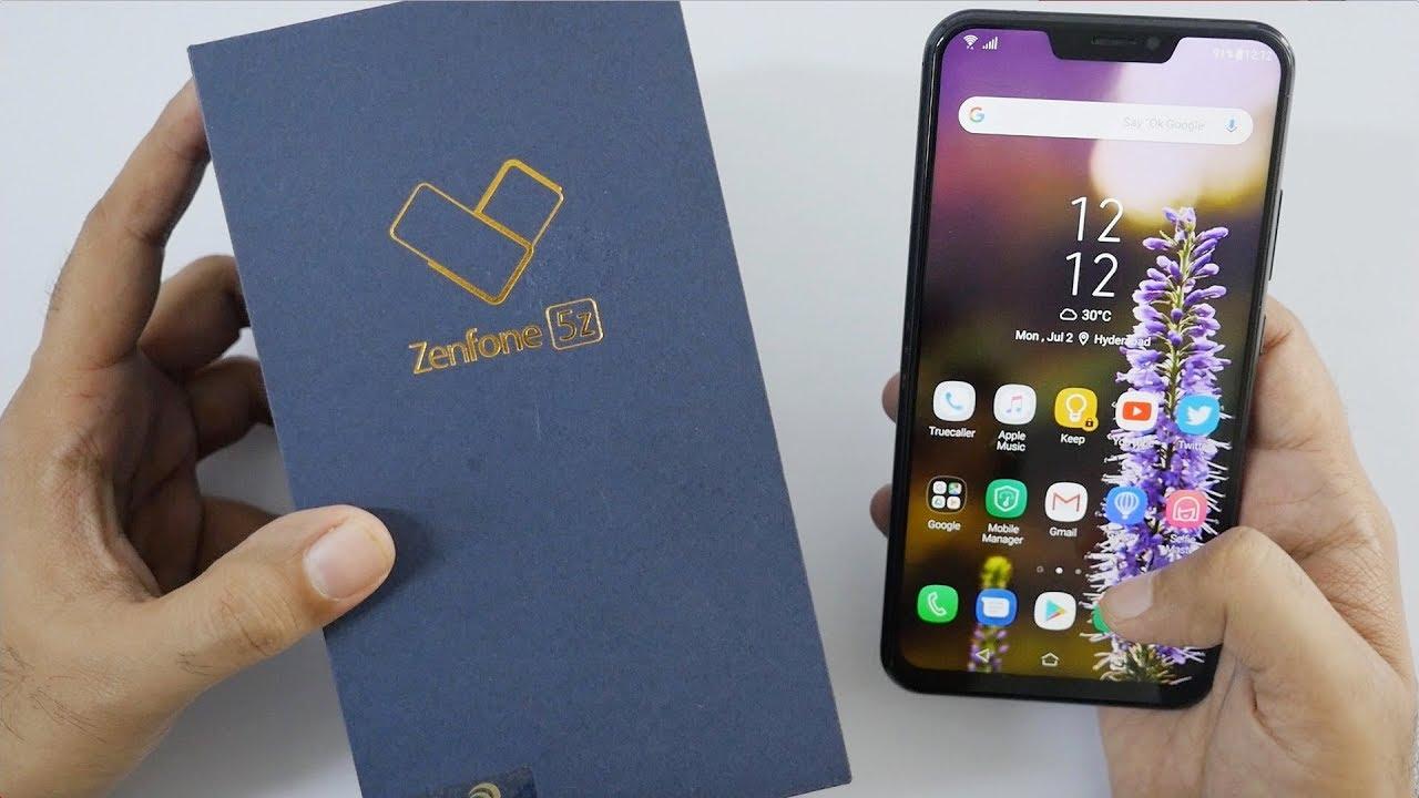 Découvrez le test de l'Asus Zenfone 5Z