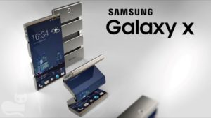 smartphone pliable samsung-galaxy-x