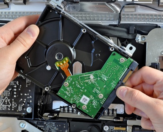 remplacement HDD imac frejus St Raphael
