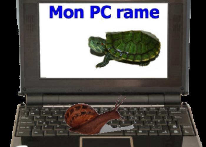 reparer un PC Lent